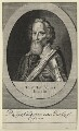 Robert Devereux, 2nd Earl of Essex, after Magdalena de Passe, after  Willem de Passe - NPG D21315