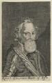 Robert Devereux, 2nd Earl of Essex, after Magdalena de Passe, after  Willem de Passe - NPG D21317