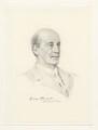 Charles Hardinge, 1st Baron Hardinge of Penshurst, after Frances Amicia de Biden Footner - NPG D20826