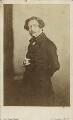 Franz Xaver Winterhalter, by Leonida Caldesi - NPG Ax17191