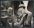 W.B. Yeats; Walter de la Mare and others, by Lady Ottoline Morrell - NPG Ax143159