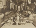 Captain Scott's Birthday Dinner, 6 June 1911, by Herbert George Ponting - NPG P1100