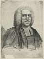 Samuel Salter, probably by François Vivares, after  Unknown artist - NPG D21340