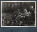 Lytton Strachey; W.B. Yeats, by Lady Ottoline Morrell - NPG Ax143306