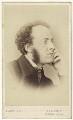 Sir John Everett Millais, 1st Bt, by Elliott & Fry - NPG Ax17258