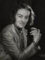 Barbara Hepworth, by Walter Bird - NPG x165779