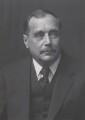 H.G. Wells, by Walter Stoneman - NPG x165782