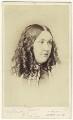 Henrietta Mary Ada Ward, by Elliott & Fry - NPG Ax17284