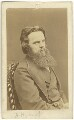 William Holman Hunt, by William Jeffrey - NPG Ax17266