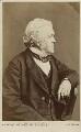 William Makepeace Thackeray, by (George) Herbert Watkins - NPG Ax7513