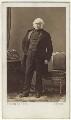 James Bruce, 8th Earl of Elgin, by Disdéri - NPG Ax17296