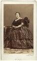 Marietta Alboni, Countess Pepoli (née Maria Anna Marzia), by Disdéri - NPG Ax25020