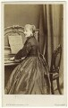 Eleanora ('Nelly') Moore, by London Stereoscopic & Photographic Company - NPG Ax25066