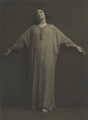 Lillah McCarthy as Viola in 'Twelfth Night', by Malcolm Arbuthnot (Malcolm Lewin Stockdale Parson) - NPG x128113