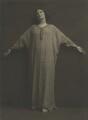 Lillah McCarthy as Viola in 'Twelfth Night', by Malcolm Arbuthnot - NPG x128113