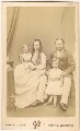 King Edward VII and his family, by James Russell & Sons - NPG Ax24162