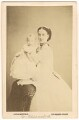 Prince Albert Victor, Duke of Clarence and Avondale; Queen Alexandra, by Lock & Whitfield - NPG Ax24178