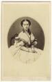 Queen Alexandra, by Georg Emil Hansen - NPG Ax24183