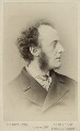 Sir John Everett Millais, 1st Bt, by Elliott & Fry - NPG Ax17857