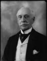 Sir Edmund Russborough Turton, 1st Bt, by Bassano Ltd - NPG x124459
