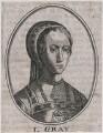 Lady Jane Grey, by Unknown artist - NPG D21398