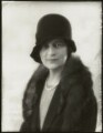 Isabella (née Nairn), Lady Thomson-Walker, by Bassano Ltd - NPG x124484