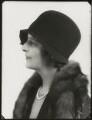 Isabella (née Nairn), Lady Thomson-Walker, by Bassano Ltd - NPG x124485