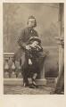 William Hepworth Dixon; Harold Baily Dixon, by Antoine Claudet - NPG Ax16254