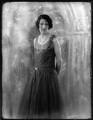 Mary Frances Katherine Dent, 19th Baroness Furnivall, by Bassano Ltd - NPG x124573
