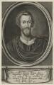 John Donne, by Pierre Lombart, after  Unknown artist - NPG D21409