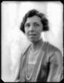 Ruth Julia (née Cripps), Lady Egerton, by Bassano Ltd - NPG x124583