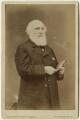 Unknown man formerly called Sir John Gilbert, by George Milner Gibson Jerrard - NPG x128135