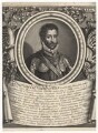 Emmanuel Philibert, Duke of Savoy, by Georges or Giorgio Tasnière, after  F.J. de Lange - NPG D21383