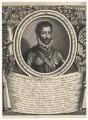 Emmanuel Philibert, Duke of Savoy, by Georges or Giorgio Tasnière, after  F.J. de Lange - NPG D21383