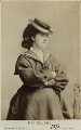 Clara Marion Jessie Rousby (née Dowse), by London Stereoscopic & Photographic Company - NPG Ax18159