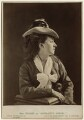 Clara Marion Jessie Rousby (née Dowse) as Charlotte Corday, by London Stereoscopic & Photographic Company - NPG x29193