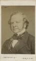 Granville George Leveson-Gower, 2nd Earl Granville, by John Watkins - NPG Ax17731