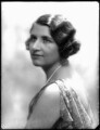 Doris Blanche Orr (née Lee), Lady Orr-Lewis, by Bassano Ltd - NPG x124603