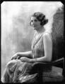 Doris Blanche Orr (née Lee), Lady Orr-Lewis, by Bassano Ltd - NPG x124605