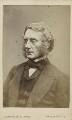 Edward Cardwell, Viscount Cardwell, by John Watkins - NPG Ax17738