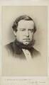 George Frederick Samuel Robinson, 1st Marquess of Ripon and 3rd Earl de Grey, by John & Charles Watkins - NPG Ax17746
