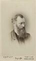 William Edward Forster, by Elliott & Fry - NPG Ax17757