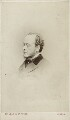 Gathorne Gathorne-Hardy, 1st Earl of Cranbrook, by Thomas McLean & Co - NPG Ax17758