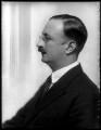 Robert Daniel Thwaites Yerburgh, 1st Baron Alvingham, by Bassano Ltd - NPG x124670
