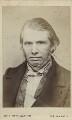 Sir Charles Edward Trevelyan, 1st Bt, by John Watkins - NPG Ax13237