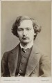 Algernon Charles Swinburne, by London Stereoscopic & Photographic Company - NPG Ax17804