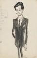 (Charles) Anthony Raven Crosland, by Victor Weisz - NPG 6443