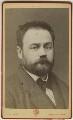 Émile Zola, by J.M. Lopez - NPG Ax17813