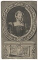 Fictitious portrait called Queen Mary I, by James Smith, after  Edward Lutterell (Luttrell) - NPG D21386