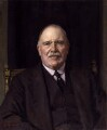 Arthur Balfour, 1st Baron Riverdale, by Harold Knight - NPG 6445